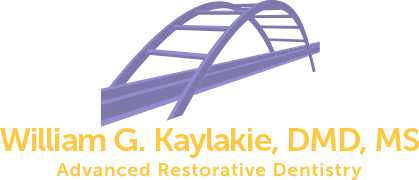 William G. Kaylakie, DMD, MS Logo